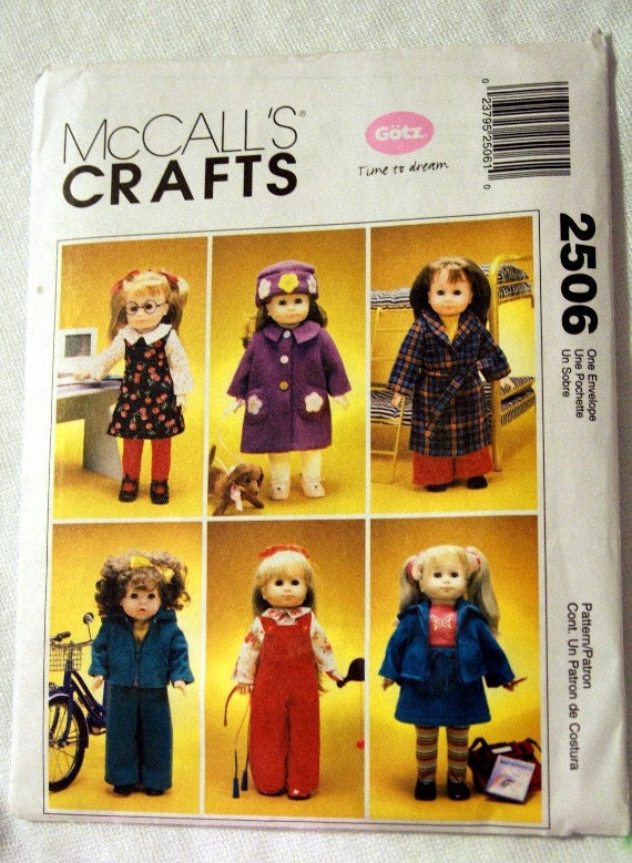McCall's 2506 - New and Uncut