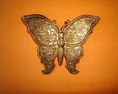 Designer Pin 1928 Fancy Butterfly
