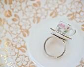 Dollhouse Teacup Ring