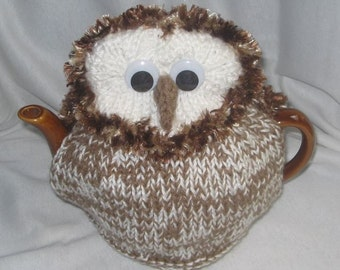 Chicken Tea Cosy KNITTING PATTERN pdf file by automatic