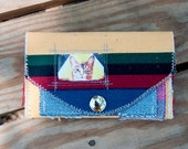 Kitty Shmeow Wink Credit Card Wallet