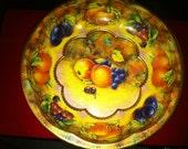 Vintage Daher Tin Bowl
