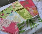 8 Different Hawaiian Prints