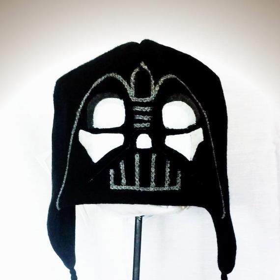 Darth Vader Star Wars Earflap Beanie Hat