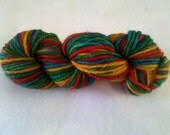 Fruity Loopy Hand-dyed Worsted Weight