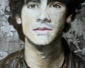 Colored Pencil Joe Jonas