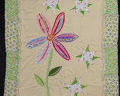 Fairy Flower Quilt with Pixie Dust