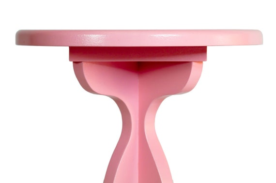 Small pedestal table - Collection has Ridge