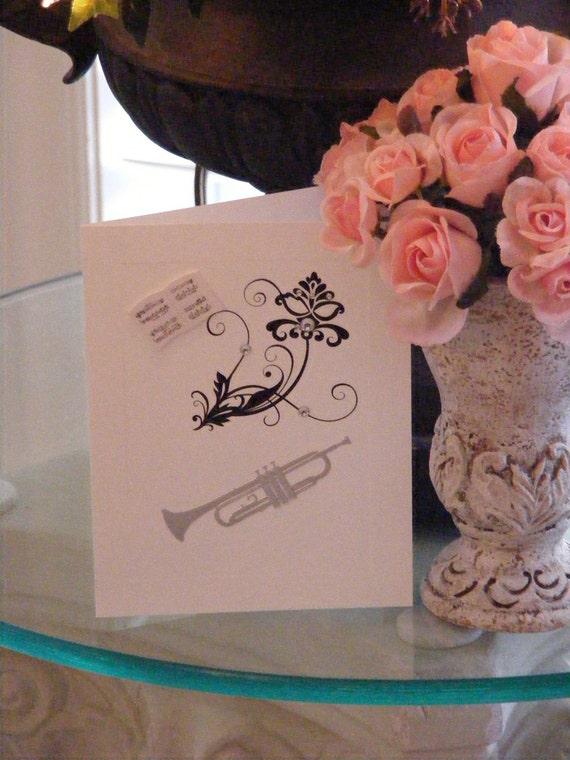 Wedding Musician Card
