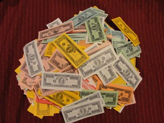 Game of Life Pile-o-money