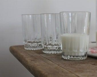 Milk or juice glass