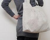 Linen Handbag.