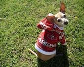 San Francisco 49ers NFL Custom Dog Hoodie