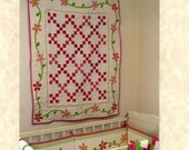 And Baby Makes Three Baby Quilt Pattern