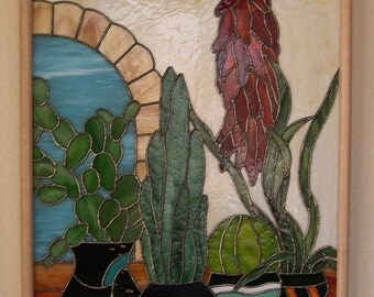 Southwestern Desert Plants, Cacti and Chili Peppers