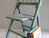 1950s Babee Tenda Childs Folding Chair