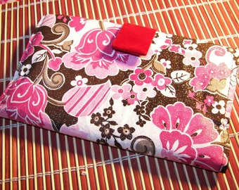 Fabric Notebook cover (comes with 1 notebook) washable