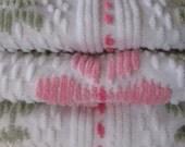 Vintage Curtains, Lightweight Chenille