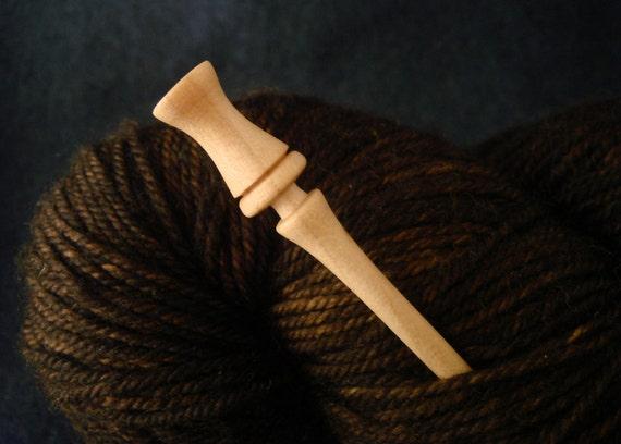 Maple Shawl Pin Stick