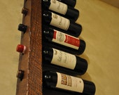 Tuscan Wine Rack 8 Bottle stacked