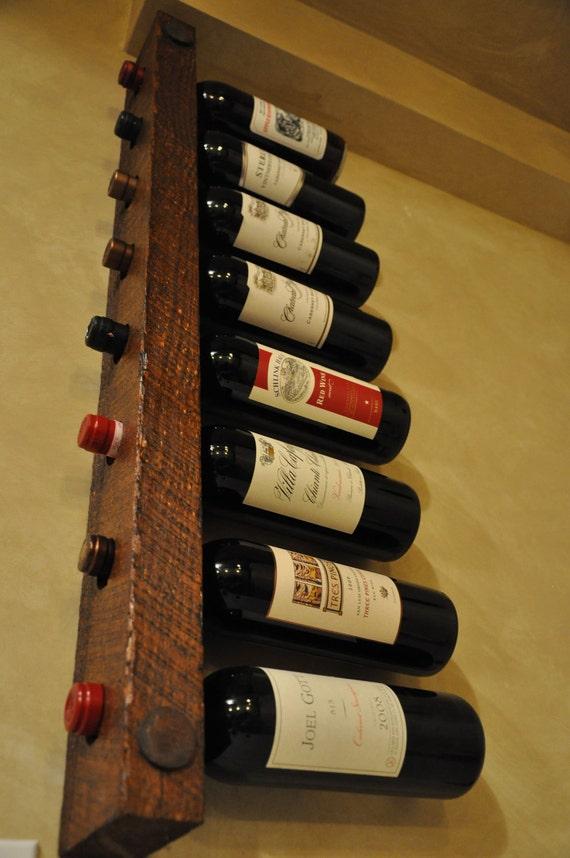 Tuscan Wine Rack 8 Bottle stacked