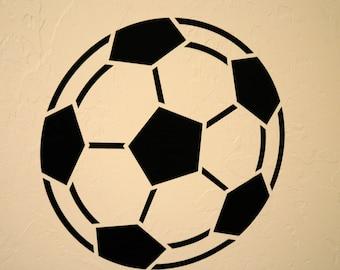 Soccer Ball - Wall Decal