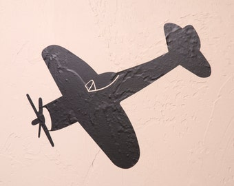 Prop Plane - Wall Decal