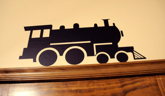 Train - Wall Decal