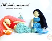 PATTERN : The little mermaid