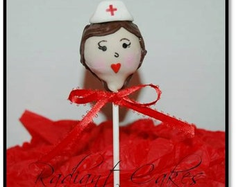 The Original Nurse Cake Pops