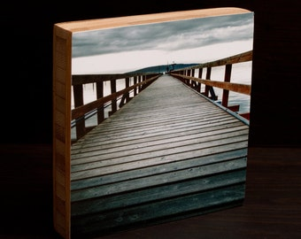 Pier,boardwalk,orca's island,northwest,bamboo block,4x4,photography,beach,