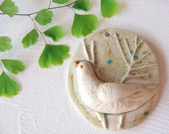 Bird in the Trees Pendant