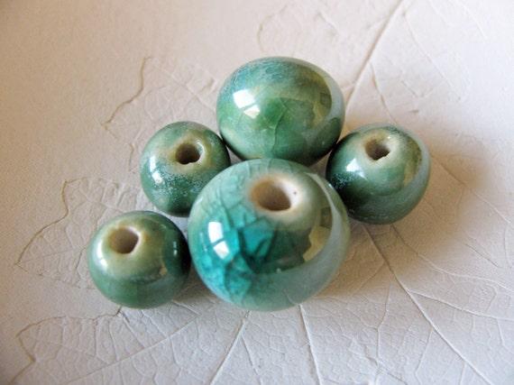 Ocean Beads Set of 5
