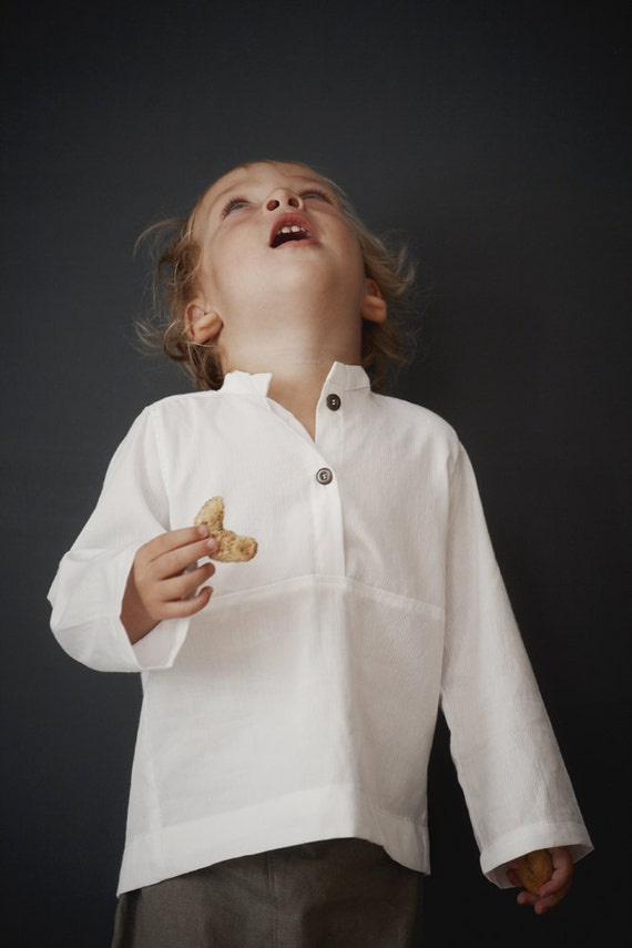 Must have white shirt - sizes 12M-6T