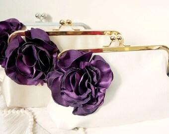 Made to Order Bridesmaid Clutch Purse - Custom