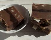 Handmade soap - Natural Vanilla and Ylang Ylang Cold process Soap