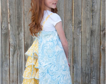 m4m girls lily dress pdf pattern
