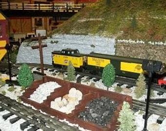 Model Railroad O Gauge Dump Bin // Party & Supplies