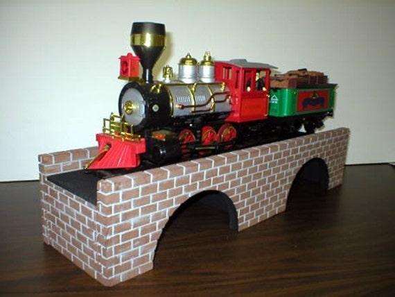 G Gauge Two Foot Arch Bridge for Model Railroad layouts