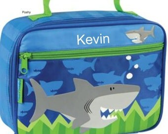 Personalized Lunch Box Stephen Joseph Shark