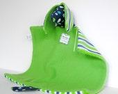 Baby  Boy Security Blanket -  Dachshund Lovie