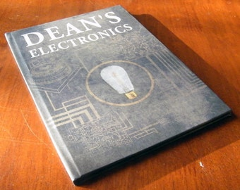 Deans Electronics A5 Notebook