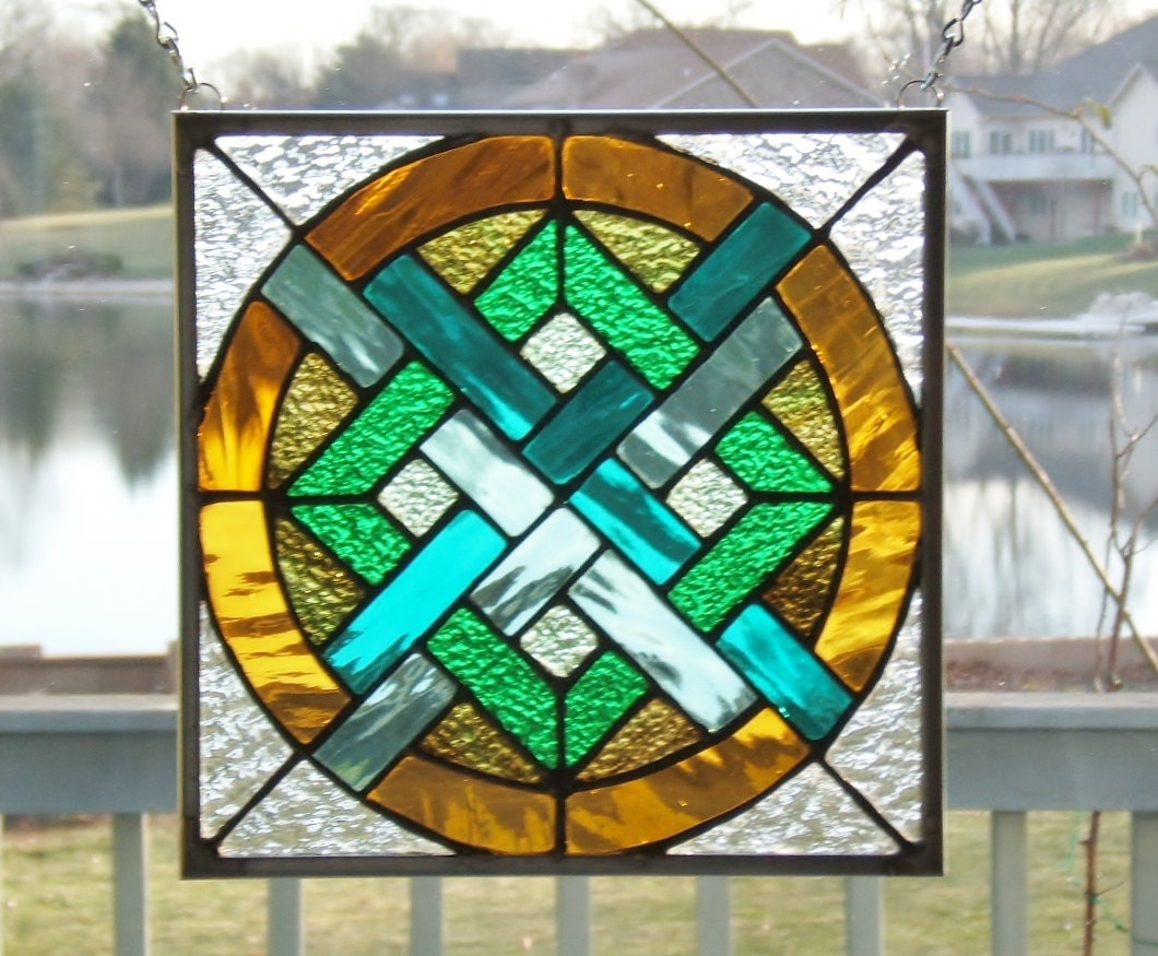Glass Window Stained Glass Window For Sale