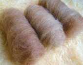Hand Produced Suffolk Wool Batting 1.2 ounces
