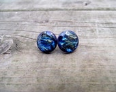 THE VINTAGE COLLECTION - Ocean Tide Earrings