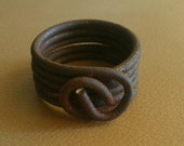 Women's OR Men's Band Handmade from Vintage Ranch Wire