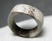 Antler Ring - Convex Square Top Shape