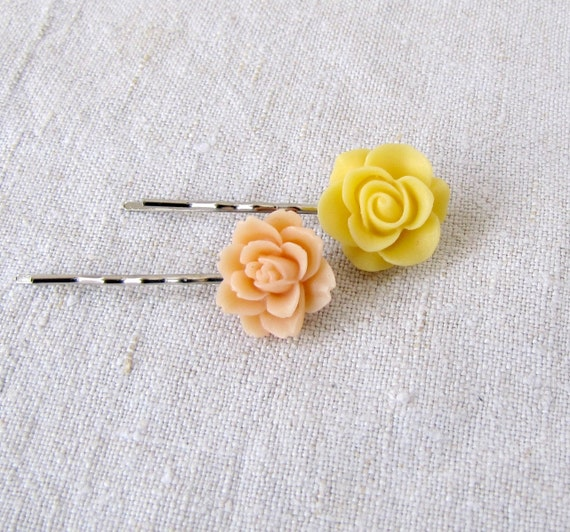 Perfect Couple - duo bobby pins