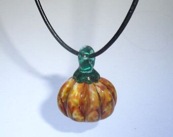 Pumpkin Pendant 1 : Disaster Relief