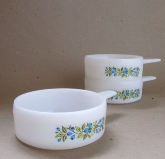Vintage Ovenware French Casserole Dishes